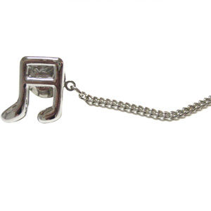 Music Note Tie Tack